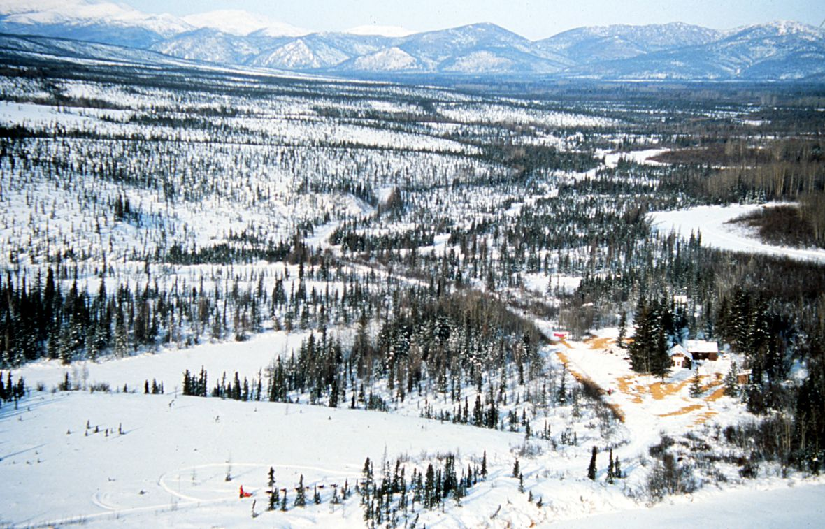 1993 Iditarod Expedition